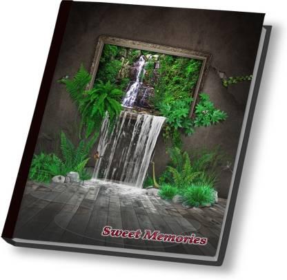 "VenTechno Designer 5"" x 7"" Photo Album For Collection 72 Photos (Photo Size Supported: 5 x 7 inch) Album"
