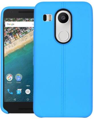 Cubix Back Cover for LG Nexus 5X