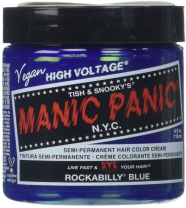 Manic Panic 612600110395 , ROCKABILLY BLUE