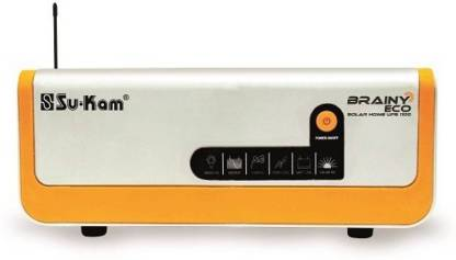 Su-Kam Brainy Eco Solar HUPS 1100/12V Pure Sine Wave Inverter