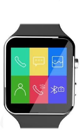 TECHNO FROST X6 Black 004 phone Smartwatch