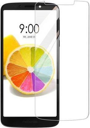 Khushal Tempered Glass Guard for Motorola Moto G6 Play