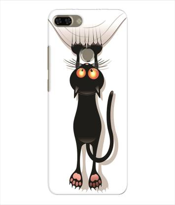Inktree Back Cover for Tecno Camon I Twin