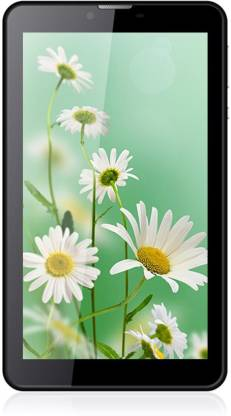 I Kall N2 NEw 512 MB RAM 4 GB ROM 7 inch with Wi-Fi+3G Tablet (Black)