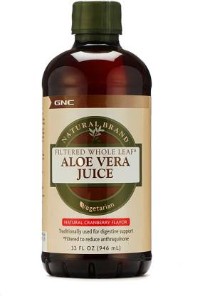 GNC ALOE VERA cranberry Vinegar