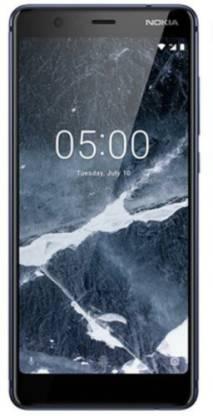 Nokia 5.1 (Black&Blue, 32 GB)