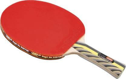 GKI OFFENSIVE XX Table tennis Red Table Tennis Racquet