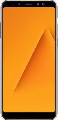 SAMSUNG Galaxy A8 Plus (Gold, 64 GB)