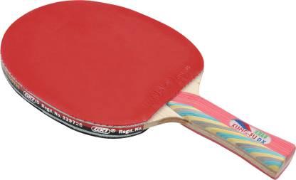 GKI KUNGFU DX Table tennis Red Table Tennis Racquet