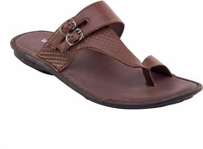 Men Tan Sandal