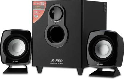 For 1049/-(47% Off) F&D Speakers F203G at Rs. 1049 at Amazon India