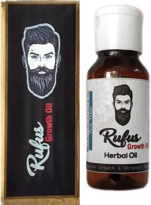 Rufus TeaTree Beard and Mustache Growth Oil Hair Oil
