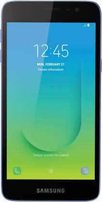 Samsung Galaxy J2 Core (Blue, 8 GB)