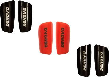 DENOVO Proffesional (Three Pairs) Football Shin Guard