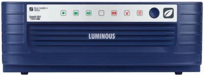 LUMINOUS ECO WATT+ RAPID 1650 Rapid Charge 1500Va Square Wave Inverter