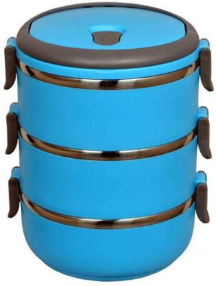 VOCO 3 LAYER 3 Containers Lunch Box