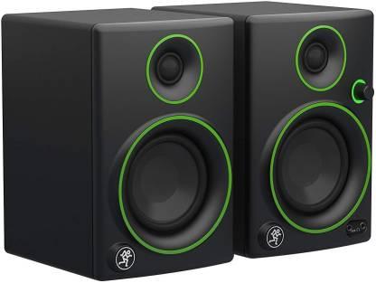Mackie Creative Pair of Reference Multimedia Monitors 50 W Laptop/Desktop Speaker Black, 2.0 Channel  Mackie Speakers