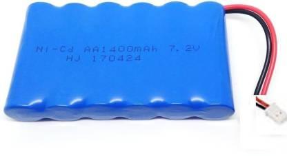 VGS MARKETINGS 7.2V AA NI-CD BATTERY  Battery