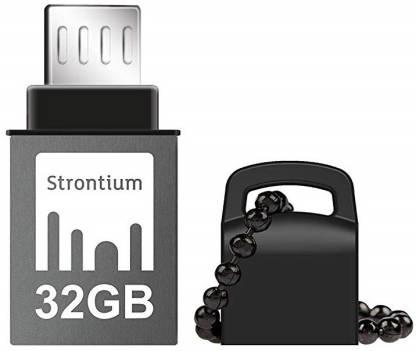 Strontium OTG USB 3.1 150MB/s 32 GB Pen Drive