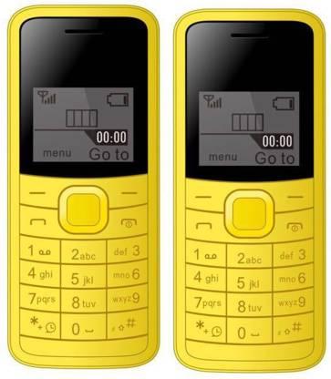 I Kall K73 Combo of Two Mobiles