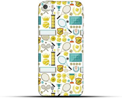 Saavre Back Cover for Lawn Tennis for IPHONE 5S
