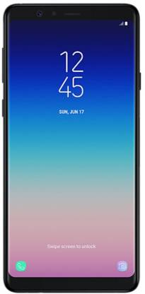 SAMSUNG Galaxy A8 Star (Black, 64 GB)