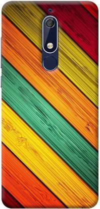 FABTODAY Back Cover for Nokia 5.1