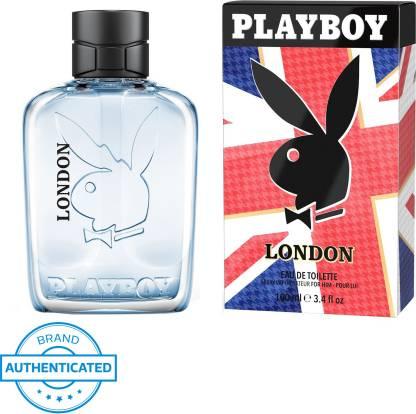 PLAYBOY London(New) Eau de Toilette  -  100 ml