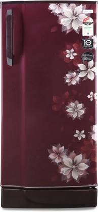 Godrej 221 L Direct Cool Single Door 3 Star (2019) Refrigerator with Base Drawer