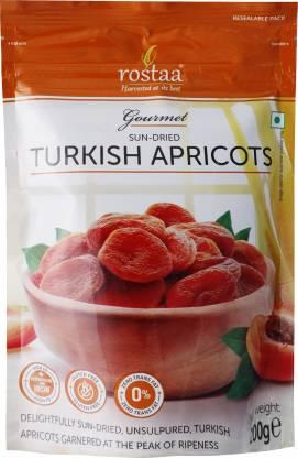 rostaa Turkish Apricots