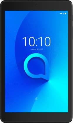 Alcatel 3T8 2 GB RAM 16 GB ROM 8 inch with Wi-Fi+4G Tablet (Metallic Black)