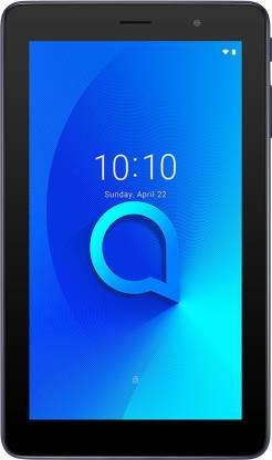 Alcatel 1T7 1 GB RAM 8 GB ROM 7 inch with Wi-Fi Only Tablet (Bluish Black)