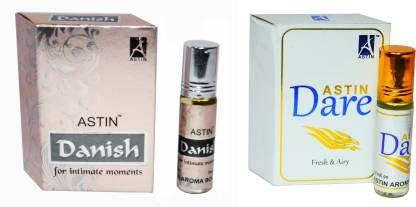 ASTIN Danish and Dare UAE Edition Perfume  -  12 ml