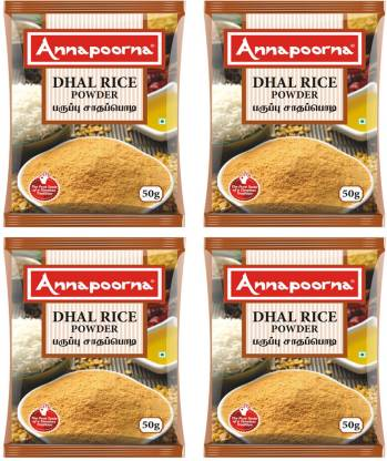 Annapoorna Dhal Rice Powder 50gms Pack of 4