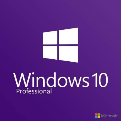 MICROSOFT Windows 10 Professional Retail Product Key (32/64 Bit)