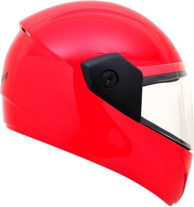 VEGA BUDS FULL FACE RED Motorbike Helmet