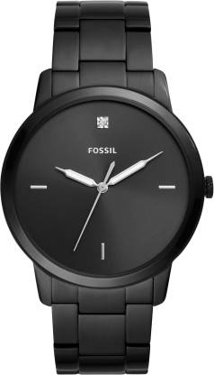 Fossil FS5455 The Minimalist 3H Analog Watch - For Men