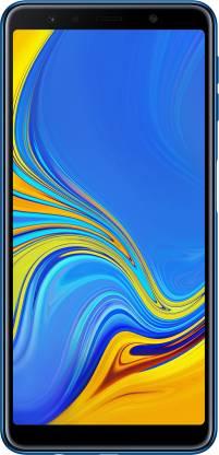 SAMSUNG Galaxy A7 (Blue, 128 GB)