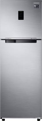 Samsung 345 L Frost Free Double Door 3 Star  2019  Convertible Refrigerator