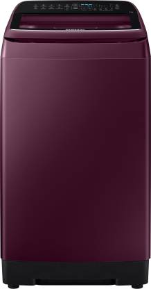 SAMSUNG 7 kg Fully Automatic Top Load Purple