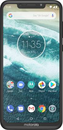 Motorola One Power (Black, 64 GB)
