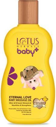 LOTUS HERBALS Eternal Love Baby Massage oil