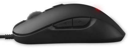 Redgear X12 Pro Wired Optical Gaming Mouse USB 2.0, Black