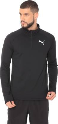 Puma Full Sleeve Solid Men Sweatshirt