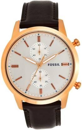Fossil FS5468 44Mm Townsman Analog Watch - For Men