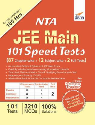 Nta Jee Main 101 Speed Tests