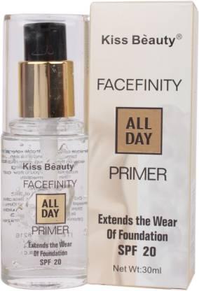 Kiss Beauty FACE FINITY Primer  - 30 ml