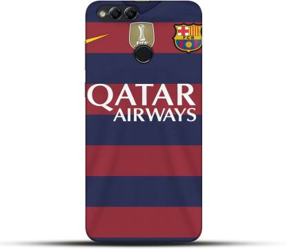 Pikkme Back Cover for Qatar Airways Huawei Honor 7X