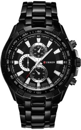 Curren New Stylist Explorer Analog Watch - For Men