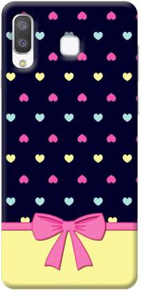 FABTODAY Back Cover for Samsung Galaxy A8 Star